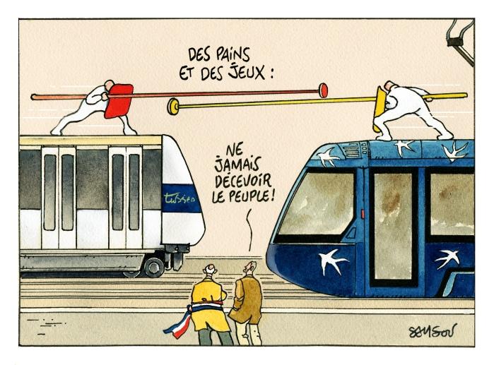 TRAM Metro 1