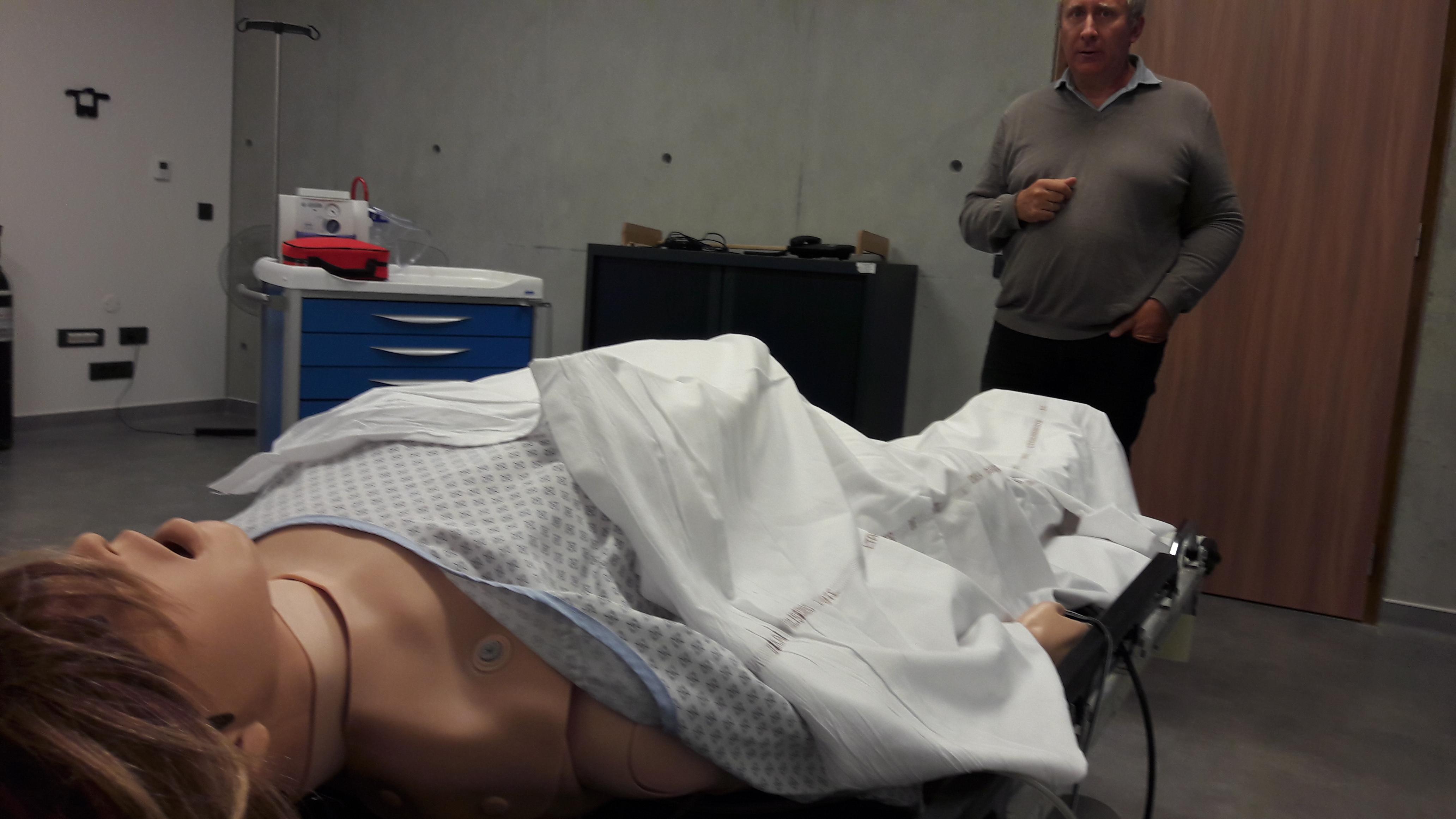 Montpellier médecine simulation