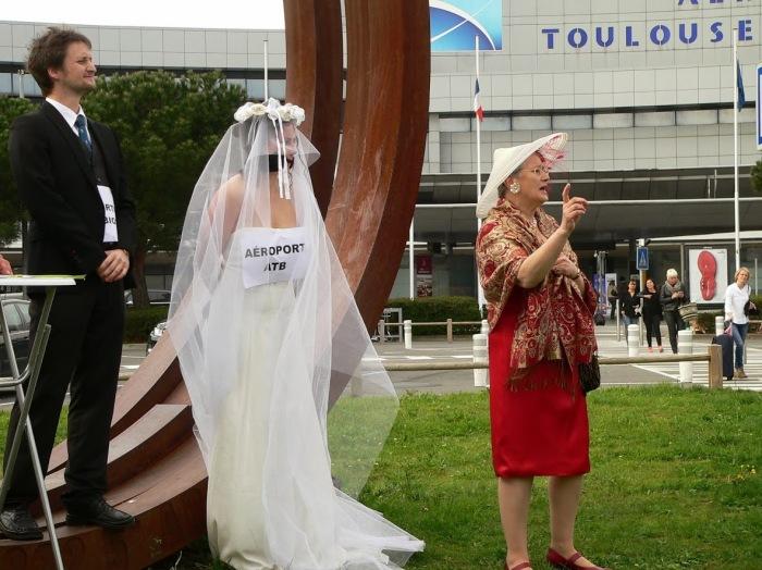 Mariage parodique Blagnac