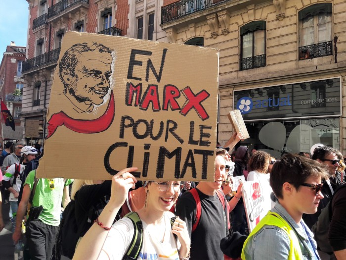 Marx climat