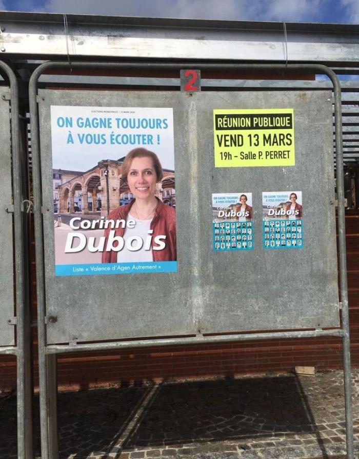 affiche Dubois
